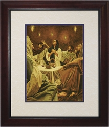 Descent of the Holy Spirit by Jason Jenicke - 2 Matted & Framed Options