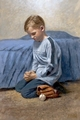Did You Think To Pray by Jon McNaughton - 8 Options Available