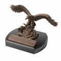 Eagle  Inspirational Sculpture - Christian Home Decor