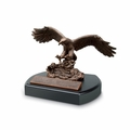 EAGLE (Spanish) Inspirational Sculpture