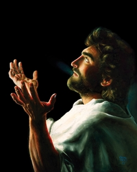 Father Forgive Them by Akiane Kramarik - 6 Unframed Options