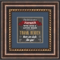 Father - Framed Christian Tabletop Home Decor