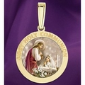 First Holy Communion Medal (for a Girl)