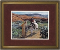 Flight into Egypt (Matted) by Jason Jenicke - 2 Framed Options