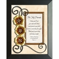 For My Parents - Framed Christian Tabletop Home Decor