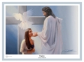 Forgiven by Danny Hahlbohm - Unframed Christian Art
