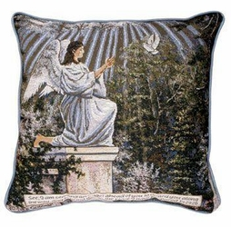 Garden Angel Pillow
