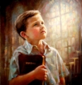 God Has A Plan For Me by Kathryn Fincher - Artist's Proof