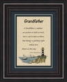 Grandfather Appreciation Framed Gift - 4 Frames Available