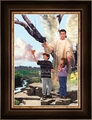 Guardian of Children by Lars Justinen - 28 Framed & Unframed Options Available