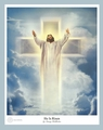 He Is Risen by Danny Hahlbohm - 4 Unframed Options