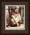 He Who Is Without Sin by Jeff Ward - 3 Framed Options