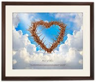 Heart of Thorns by Vicki Knapp - Christian Wall Decor