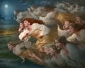 Herald Angels by Howard Lyon - 6 Unframed Options