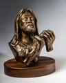 His Compassion Christian Art Sculpture