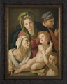 Holy Family - Christian Art - 3 Framed Options