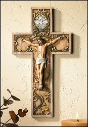 Holy Spirit Crucifix - 2 Per Package