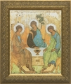 Holy Trinity Angels - 3 Framed Christian Art Options