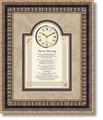House Blessing Framed Wall Clock by Heartfelt