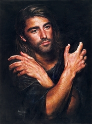 I Am by Akiane Kramarik - 4 Unframed Options