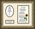 I'm Free Sympathy Poem Photo Framed Gift
