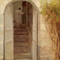 I Stand At The Door And Knock by J. Kirk Richards - 2 Selections Available