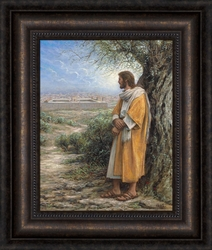 I Would Have Gathered Thee by Jon McNaughton - 10 Options Available