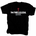 Illegal Christian Tee