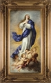 Immaculate Conception by Bartolomé Esteban Murillo - 4 Gold Museum Framed Options