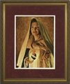 Immaculate Heart of Mary (Matted) by Jason Jenicke - 2 Framed Options