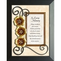 In Loving Memory - Framed Christian Tabletop Home Decor