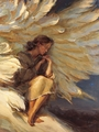 In the Shadow of Your Wings by Daniel Gerhartz - Unframed