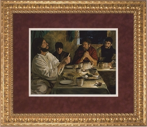 Institution of the Eucharist (Matted) by Jason Jenicke - 2 Options Available