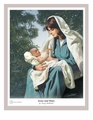 Jesus and Mary by Danny Hahlbohm - 4 Unframed Options