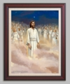 Jesus and the Angels - 6 Framed & Unframed Options