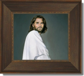Jesus by Liz Lemon Swindle  - 3 Framed & Unframed Options
