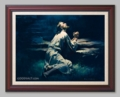 Jesus in Gethsemane - 6 Framed & Unframed Options