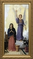 L'Annunciation by William Adolphe Bouguereau - 9 Framed Options