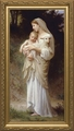 L'Innocence by William Adolphe Bouguereau - 18 Selections Available