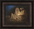 Let Us Adore Him by Jon McNaughton - 10 Options Available
