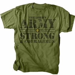 Lord's Army Christian Tee