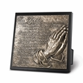 Lord's Prayer Sculpture Plaque - Christian Home Decor