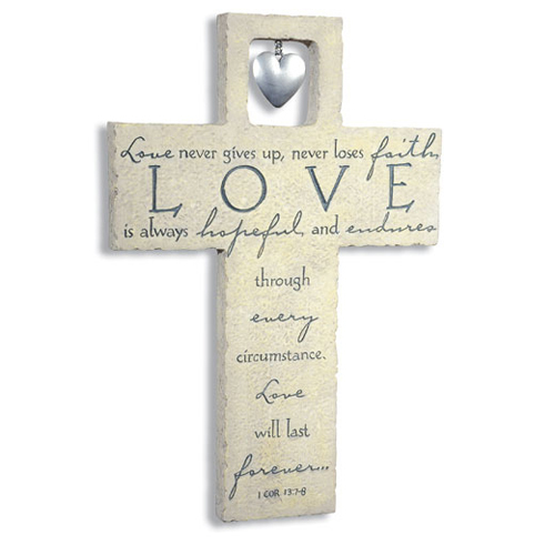 Love is Patient, Love is Kind, 1 Corinthians 13 Gifts at LordsArt.com