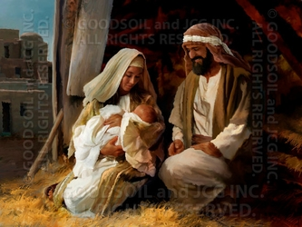Lowly Birth Of The Messiah - 13 Selections Available