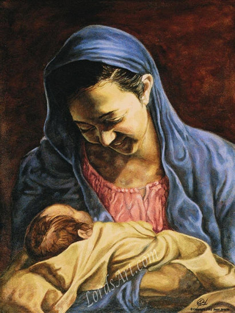 Madonna And Child By Jason Jenicke Lordsart