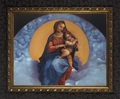 Madonna of Foligno by Raphael - 2 Framed Options