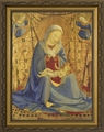 Madonna of Humility by Giovanni di Paolo - 2 Framed Options