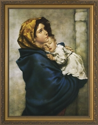 Madonna of the Streets by Roberto Ferruzzi - 6 Framed Options