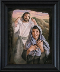 Mary by David Bowman - 4 Framed & Unframed Options