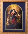 Mary, Undoer of Knots - 2 Gold Framed Options